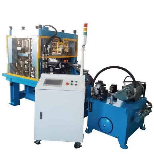 Auto-rolate pipe-Multi-drill machine-HC8738