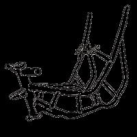 Motor cycle frame