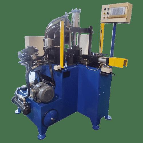 Side notch and drilling machine HC8737A