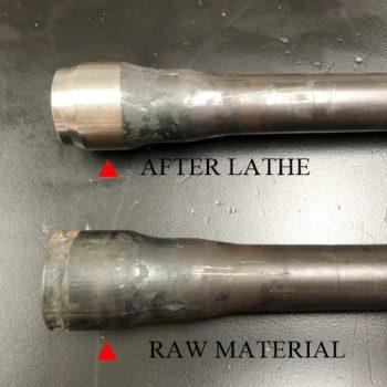lathe pipe 3