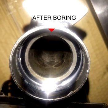 boring pipe