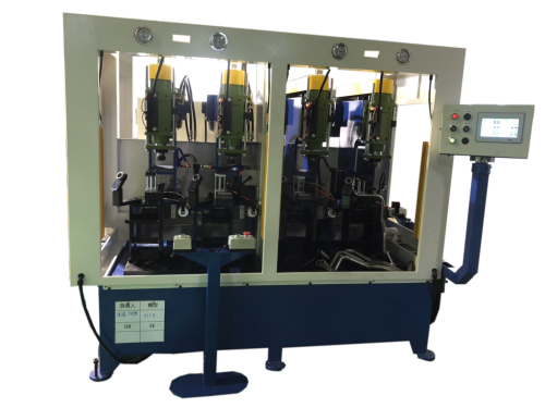 4 Spindle drill machine