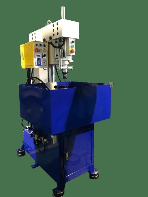 Vertical drill machine
